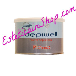 Cera depilatoria liposolubile Depiwell micromica 400ml