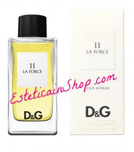 Dolce & Gabbana 11 La Force Eau de Toilette Uomo