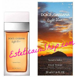 Dolce & Gabbana Light Blue Sunset in Salina Eau de Toilette Donna