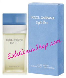 Dolce & Gabbana Light Blue Eau de Toilette Donna