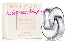 Bulgari Omnia Crystalline Eau de Toilette Donna