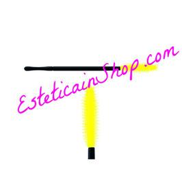 Kalentin Scovolino Giallo in Silicone 25pz Codice:  EX000026