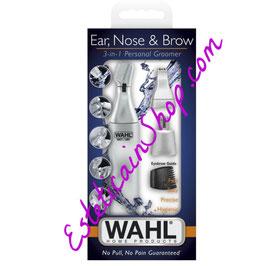 Wahl Home 3 in 1 Personal Groomer orecchie, naso e fronte