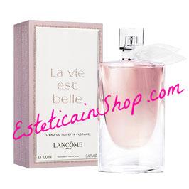 Lancome La Vie Est Belle L'Eau de Toilette Florale Donna
