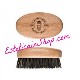 Dr K Soap Company Spazzola Piccola e Ovale per Barba