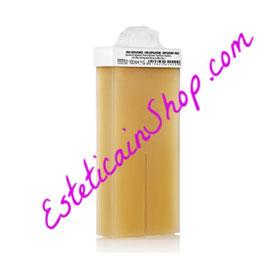Ricarica rullo cera baffetto miele 100ml