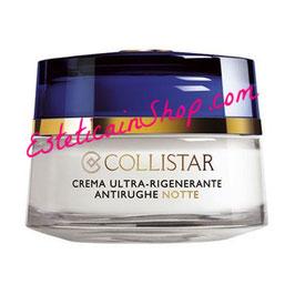 Collistar Speciale Anti-Età Crema Ultra-Rigenerante Antirughe Notte 50ML