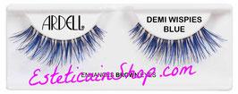 Ardell Ciglia FInte Color Impact Lash Demi Wispies Blue cod.61845