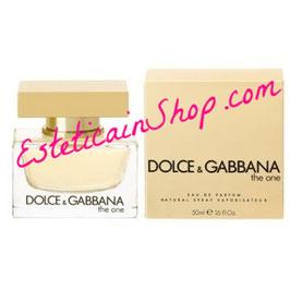 Dolce & Gabbana The One Eau de Parfum Donna