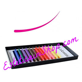 Kalentin Extension Curva J Colorate Sottili Spessore: 0.15mm