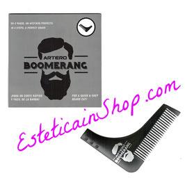 Pettine da Barba Boomerang