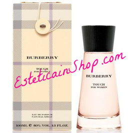 Burberry Touch For Women Eau de Parfum Donna