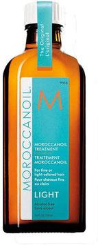 Moroccanoil olio light 100ml
