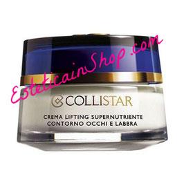 Collistar Speciale Anti-Età Crema Lifting Supernutriente Contorno Occhi e Labbra 15ML