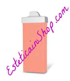 Ricarica rullo cera baffetto titanio rosa 100ml