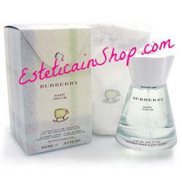 Burberry Baby Touch Alcohol Free 100ML Eau de Toilette Donna