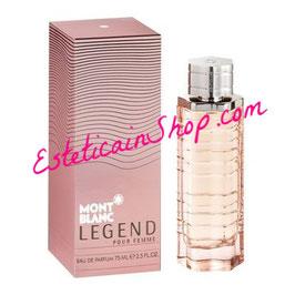 Mont Blanc Legend pour Femme Eau de Parfum Donna