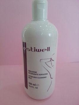 Emulsione Detergente dopocera Estiwell 500ml