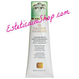 Collistar Concentrato Biorivitalizzante Anticellulite Effetto Mesoterapia 200 ml