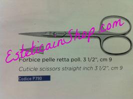 Forbici pelle curva Unique  P 790/C