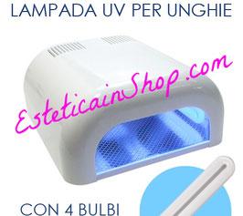 Lampada UV da 36W professionale