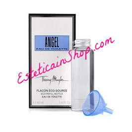 Thierry Mugler Angel Eau de Toilette ricarica 40ML Donna