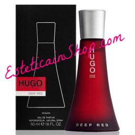 Hugo Deep Red 30ML Eau de Parfum Donna