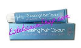 Sliky Dressing Hair Colour Crema Colorante Senza Ammoniaca 100ml Confezione da 3 tubi