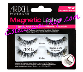 Ardell Ciglia Finte Magnetic Lashes Douple Demi Wispies