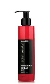 Matrix Total Results So Long Damage Break Fix 200ml