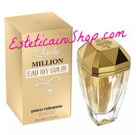 Paco Rabanne Lady Million Eau My Gold Eau de Toilette Donna