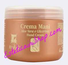 Ben Herbe Crema Mani Aloe Vera e Glicerina 250ml