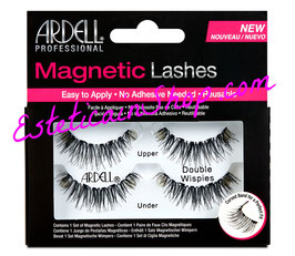 Ardell Ciglia Finte Magnetic Lashes Douple Wispies