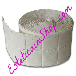 Rotolo cellulosa pads 500pz