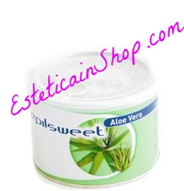 Cera depilatoria liposolubile epilsweet aloe vera 400ml