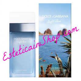 Dolce & Gabbana Light Blue Love in Capri  Eau de Toilette Donna