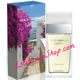 Dolce & Gabbana Light Blue Escape to Panarea  Eau de Toilette Donna