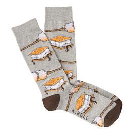 Men's Smores Crew Socks