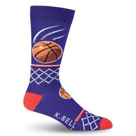Men's Basketball Crew Socks