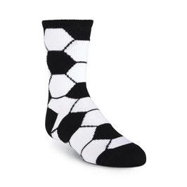 Kid's Soccer Ball Crew Socks
