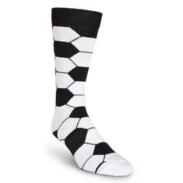 Soccer Ball Crew Socks