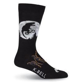 Men's T-Rex Ride Crew Socks