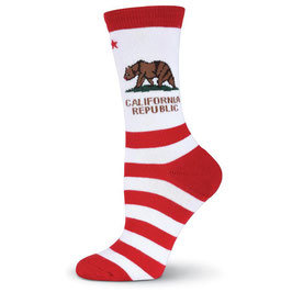 CA Republic Crew Socks