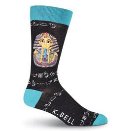 Men's King Tut Crew Socks