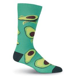 Men's Avocados Crew Socks