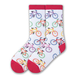 Colorful Bikes Socks