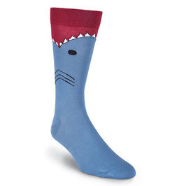 Men's Shark Socks Big
