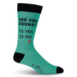 Men's Not Drunk Crew Socks