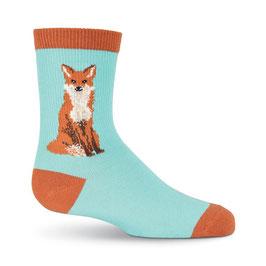 Kid's Foxy Crew Socks