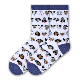 Dog Profile Socks